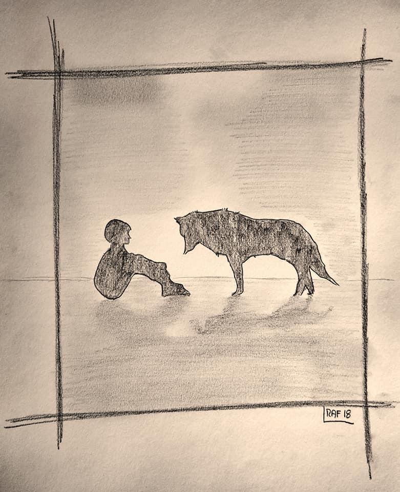 L'enfant au loup