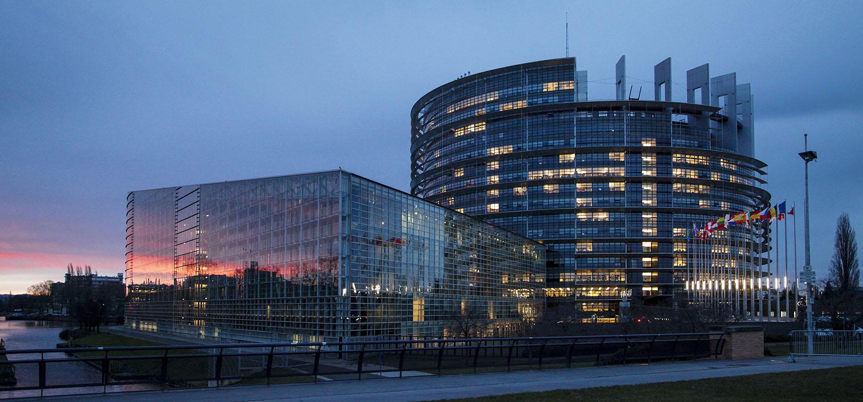 LOW Building in Strasbourg